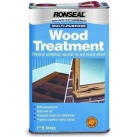 Multi Purpose Universal Wood Treatment 5L 33338