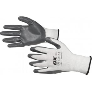 Nitrile Flex Gloves