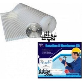 No More Damp Baseline 8 Membrane Kit