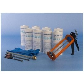 No More Damp Damp Proofing Kit Ultracure 1L