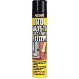 No Waste Expanding Foam (750ml)