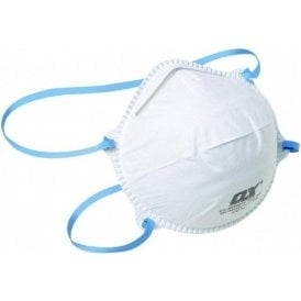 OX FFP2 Moulded Cup Respirator (Pack of 2) S240810