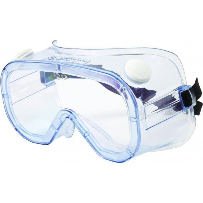 OX Indirect Vent Safety Goggle S244701