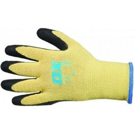 OX Kevlar Grip Gloves Size 10 XL