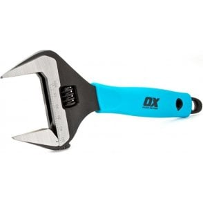 "Ox Pro Adjustable Wrench Extra Wide Jaw 10"" Ox-P324610"