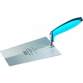 "OX PRO BUCKET TROWEL - STAINLESS STEEL - 7"" / 180MM OX-P018418"