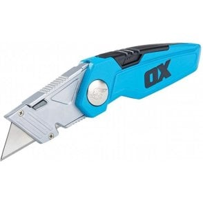 Ox Pro Fixed Blade Folding Knife OX-P221301