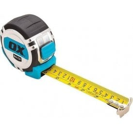 Ox Pro Heavy Duty Metric/ Imperial Tape Measure 8M / 26FT - OX-P028708