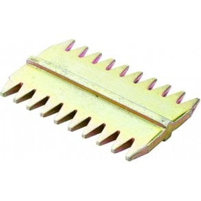 OX Pro Scutch Combs 25mm - Pack of 4 P080725