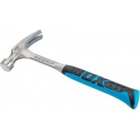 OX PRO STRAIGHT CLAW HAMMER - 20oz OX-P082920