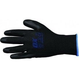 OX PU Flex Glove Size 9 (Large)