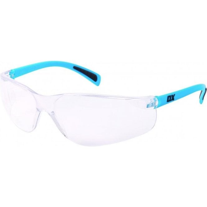 OX SAFETY GLASSES - CLEAR OX-S241701