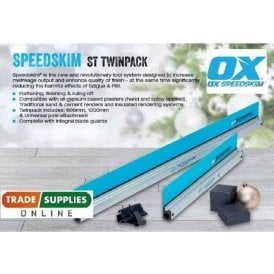 OX Speedskim ST Twin Pack