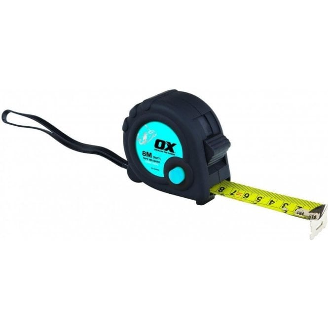 OX TRADE 8M TAPE MEASURE TWIN PACK - OX-T505088
