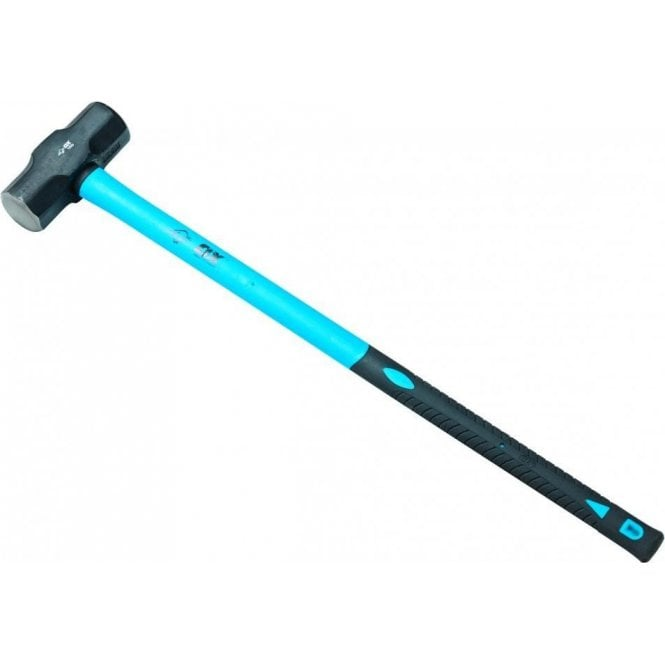 OX TRADE FIBREGLASS HANDLE SLEDGE HAMMER - 14LB OX-T081514