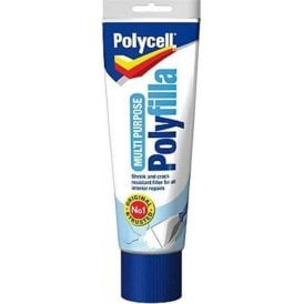 Polycell Multi Purpose Polyfilla Ready Mixed Tube 330g