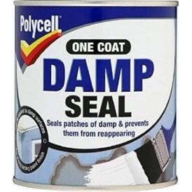 Polycell One Coat Damp Seal 1 Litre
