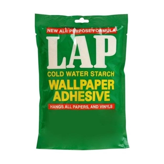 Polycell Polyfilla Lap Cold Water Starch Wallpaper Adhesive 5 Rolls