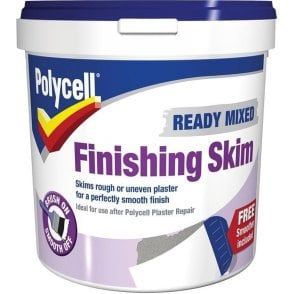 Polycell Ready Mixed Finishing Skim 1 Litre