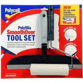 Polycell Smoothover Tool Set