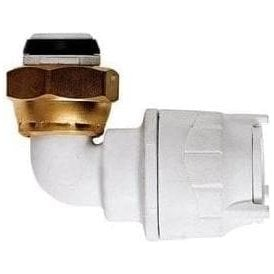 "Polyfit 15mm x 1/2"" Bent Tap Connector FIT1715"