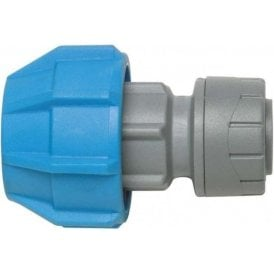 PolyPlumb MDPE Polyfast Adaptor (Cold water only) PB422515