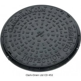 PPIC Cover - 450mm Diameter Inspection Cover CD 452