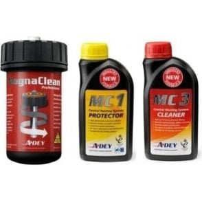 Professional Chemical Pack (Filter, MC1 & MC3)
