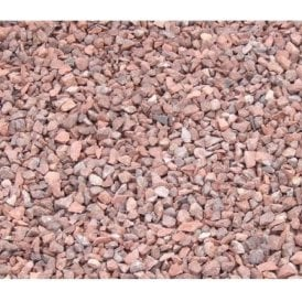 Red Chippings 20mm 25kg bag