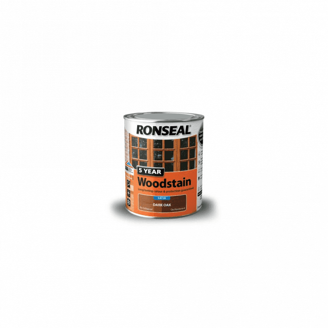 Ronseal 5 Year Woodstain 750ml