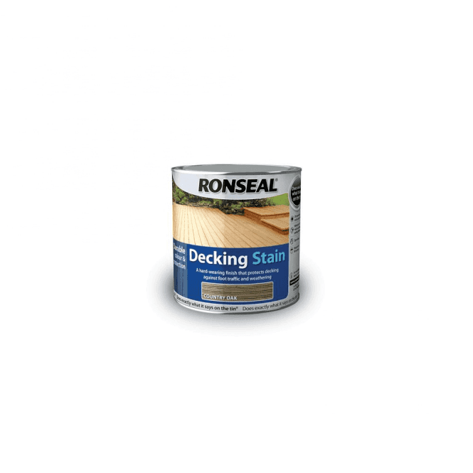 Ronseal Decking Stain 2.5L