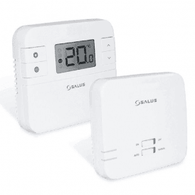 Salus RT310RF Wireless Digital Room Thermostat with Receiver