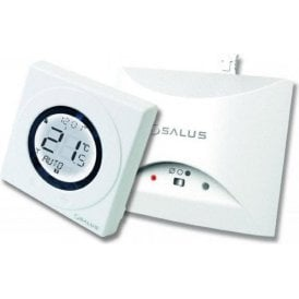 Salus ST620WBC Wireless Programmable Room Thermostat compatible with Worcester Bosch Boilers