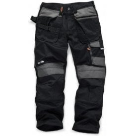 Scruffs 3D Trade Trousers Black