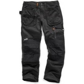 Scruffs 3D Trade Trousers Graphite Grey