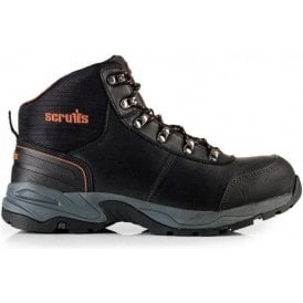Scruffs Assault Safety Boots