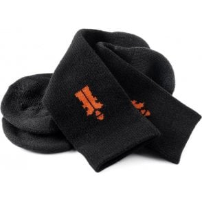 Scruffs Black Worker Socks (Pack of 3)