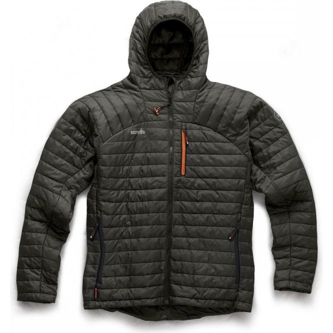 Scruffs Expedition Thermo Jacket Charcoal