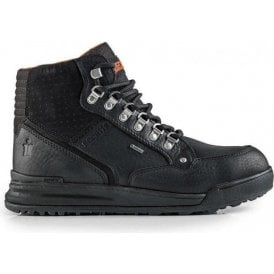Scruffs Grind GTX Safety Boots Black