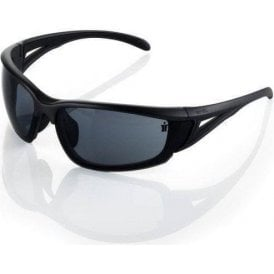Scruffs Hawk Safety Glasses T52173 Gun Metal