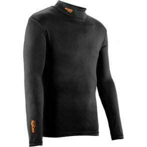 Scruffs Pro Base Layer Thermal Top Black