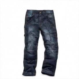 Scruffs Trade Denim Work Jeans