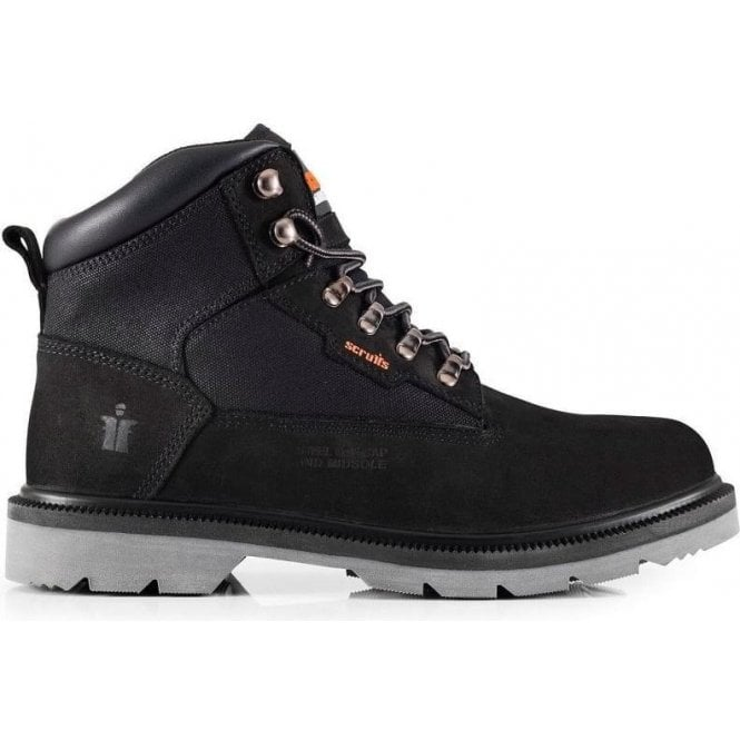 Scruffs Twister Boot Black