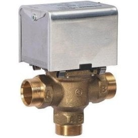 Siemens CMV322 3 Port Mid Position Valve 22mm