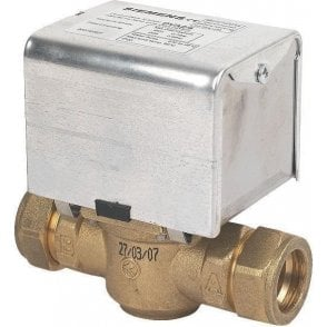 Siemens CZV222 2 Port Zone Valve 5 Wire 22mm