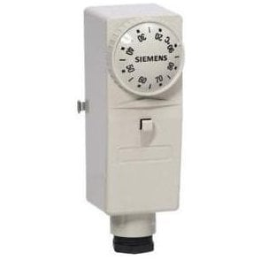 Siemens RAM1 Bi-metallic Cylinder/Pipe Thermostat