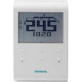 Siemens RDE100 Digital 7 Day Programmable Room Thermostat
