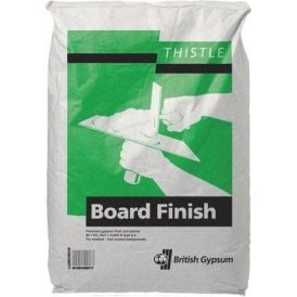 Thistle Board Finish Plaster 25Kg Bag