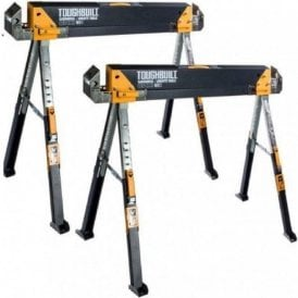 Tough Built Sawhorse Twin Pack XMS19HORSE2
