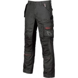 U Power Race Work Trousers Black